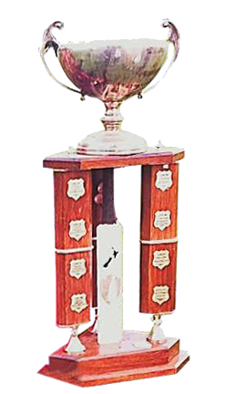 National Club Championship Trophy