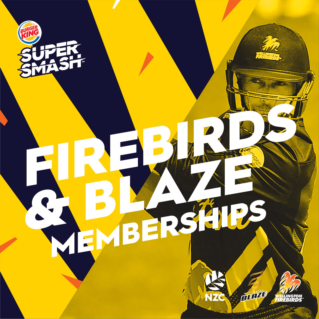 Firbirds and Blaze Memberships