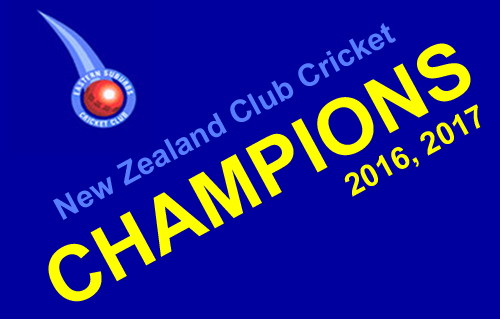 New Zealand Club Champions Banner